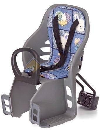 Детское кресло переднее на подседельный штырь